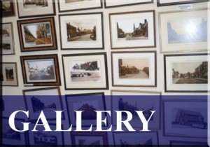 The Gallery at The Picture Frame Studio, Kirkham, Lancashire